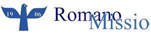 Romano Mission sininen logo